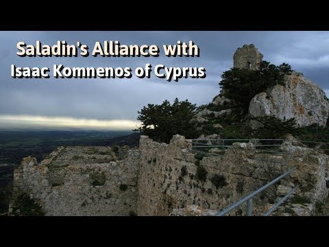 Saladin's Alliance with Isaac Komnenos of Cyprus