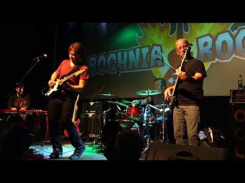 Carl Verheyen Band - Bochnia Rocks 5.11 Kino Regis