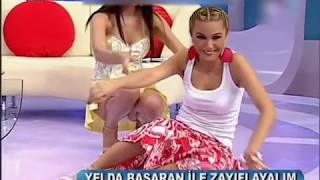 Ece Erken,Yelda Başaran - Free-Kick,Mini Skirt,Legs(Frikik,Mini Etek,Bacaklar)