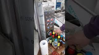 생들깨기름 짜는 과정(…