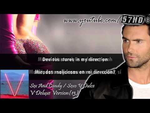 Maroon 5 - Sex And Candy (Marcy Playground) HD Subtitulado Español English Lyrics