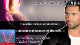 Maroon 5 - Sex And Candy (Marcy Playground) HD Subtitulado Español English Lyrics