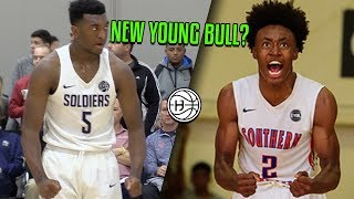 Kyree Walker is the NEW YOUNG BULL? BEST FRESHMAN in Highschool Basketball?!