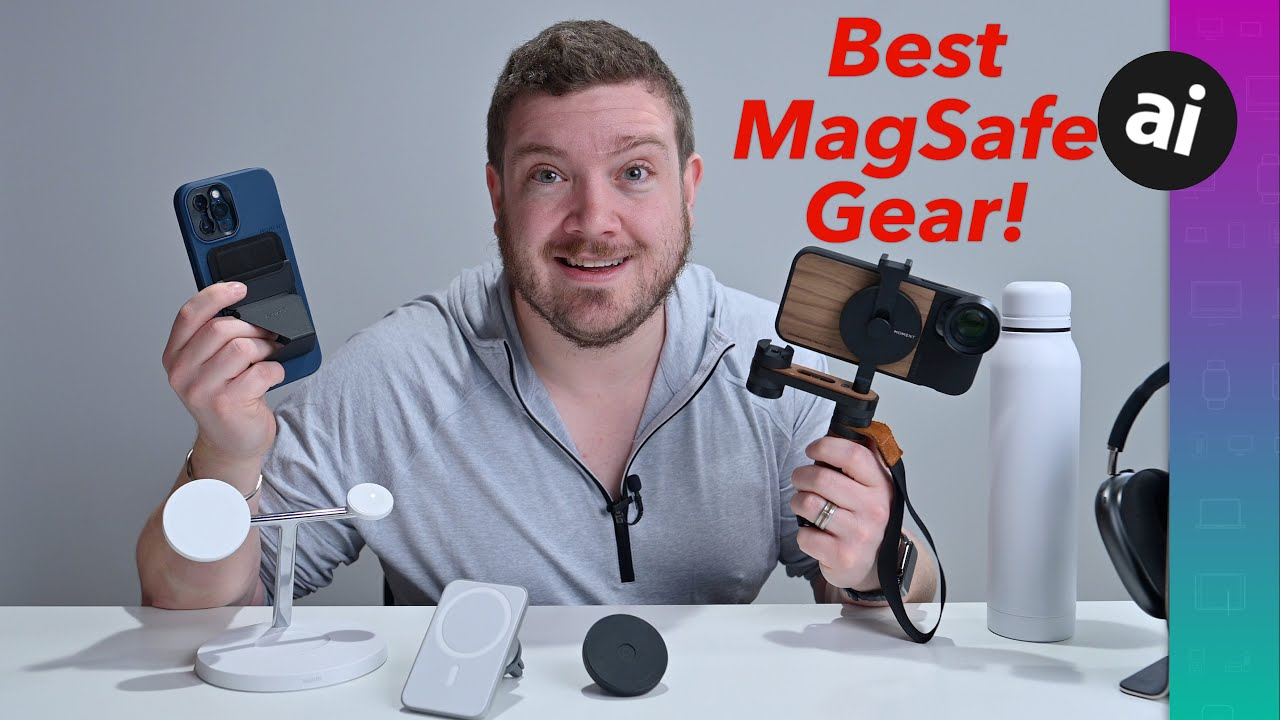 The best MagSafe accessories we've tried so far for iPhone 12