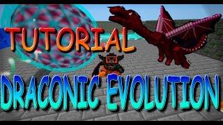 TUTORIAL DRACONIC EVOLUTION MOD ESPAÑOL | Minecraft 1.7.10