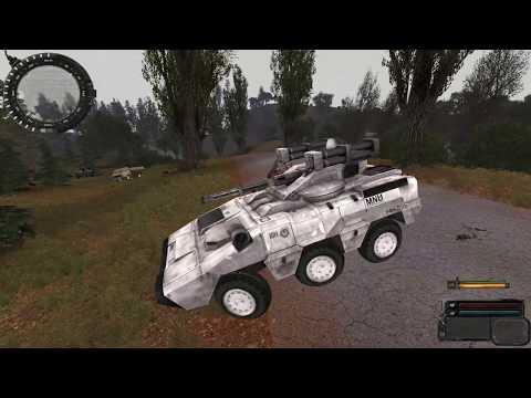 STALKER новые машины Автомобильный Мод GTX 980 TI 300 FPS ультра