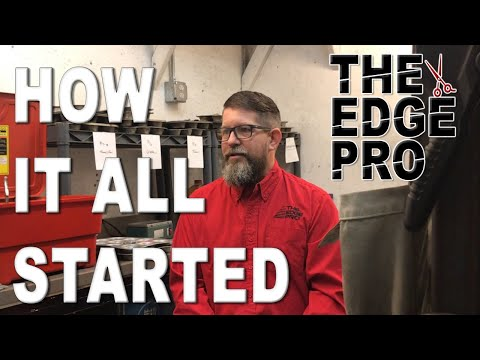 THE EDGE PRO STORY - How it all started