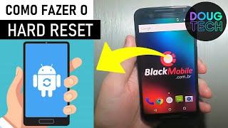 Motorola Moto X 2ª Geração - Hard Reset / Formatar ( Remove Senha & Erros ) - Blackmobile.com.br