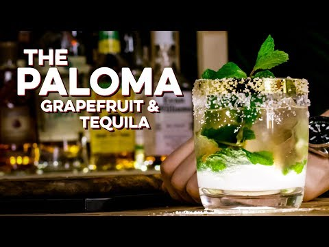 Paloma  How to Drink