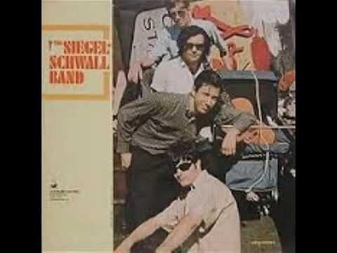 The Siegel-Schwall Band - Hoochie coochie man (1966)