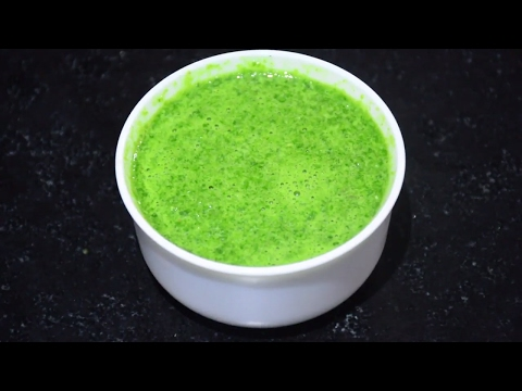 Paalak Chutney |Palak Ki Chutney Recipe Video |Palakura Pachadi Recipe In Hindi |Spinach Chatni   |