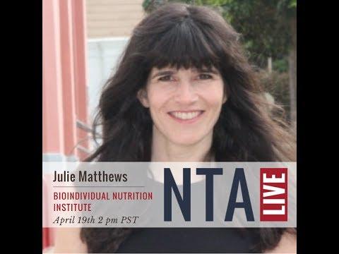 NTA LIVE with Julie Matthews, CNC