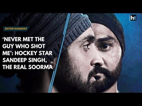 'Never met the guy who shot me': hockey star Sandeep Singh, the real Soorma