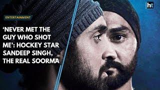 'Never met the guy who shot me': hockey star Sandeep Singh, the real Soorma