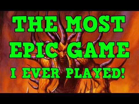 The MOST EPIC Game I Ever Played! - YouTube