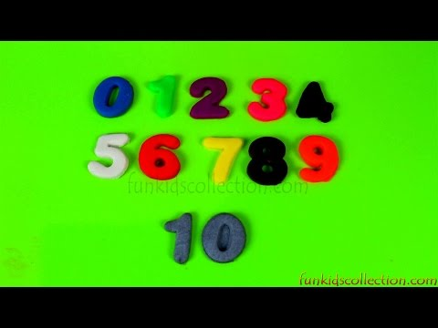 Learning Colors Numbers