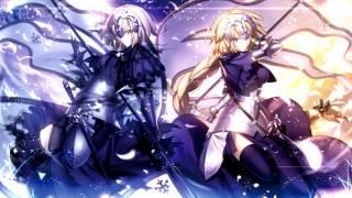 Fate/Apocrypha Opening Full(EGOIST - Eiyuu Unmei no Uta)