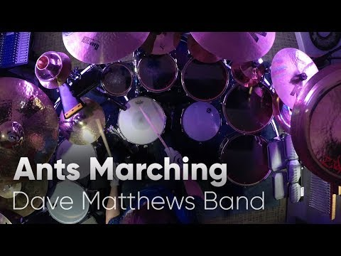 Dave Matthews Band - Ants Marching - Drum Cover (David Suriani)