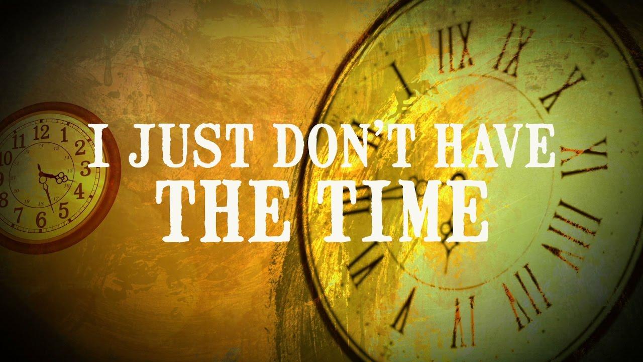 "Randall Bramblett - ""I Just Don't Have The Time"" [Lyric Video ..."