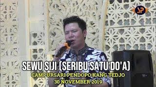 "SEWU SIJI ""SAMPAI NANGIS' // JADI TERINGAT IBU - DHIMAS TEDJO ǁ LIVE PENDOPO KANG TEDJO 30 NOV 2019"