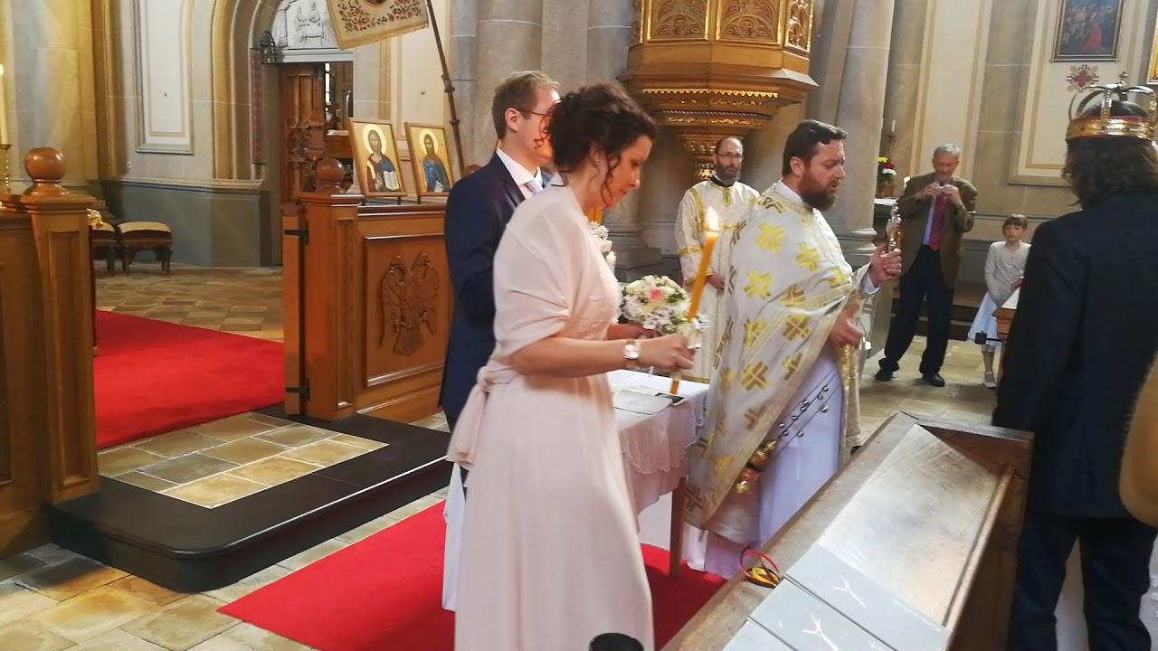 Orthodoxe Hochzeit