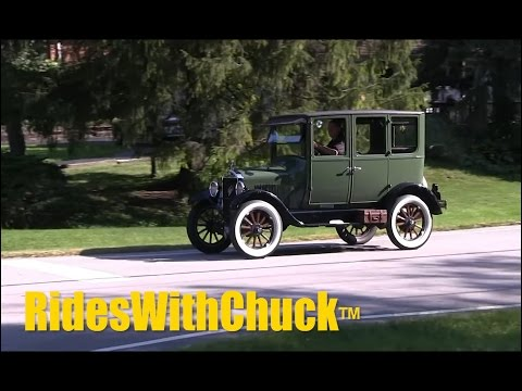 Model T 1926 We go for a ride!  Can there be a nicer one out there!?