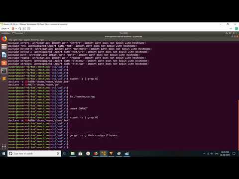 golang How to Fix unrecognized import path with go get thumbnail