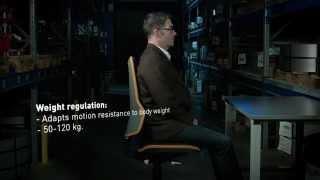 bimos Neon - workplace ergonomics