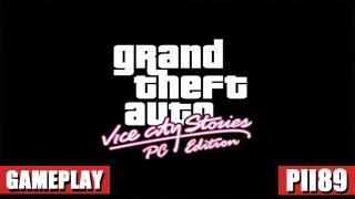 GTA Vice City Stories PC Edition (BETA 3) - Gameplay (HD)