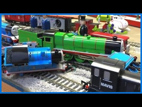 Thomas & Friends Bachmann Steamies & Diesels Train Engine Collection Update