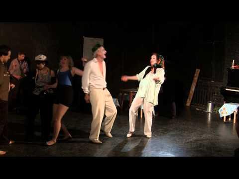 Представление по И. А. Бродскому (полная версия спектакля)