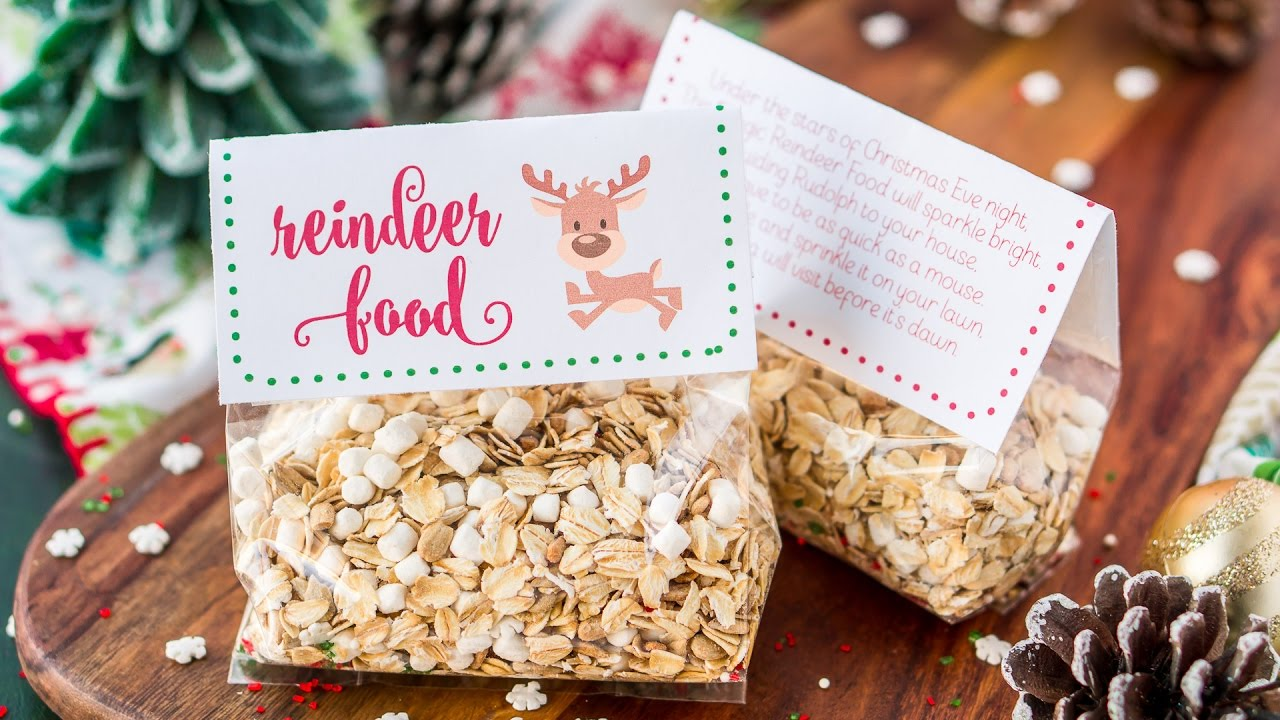 Magic Reindeer Food Youtube