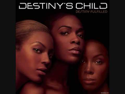 Клип Destiny's Child - Through With Love