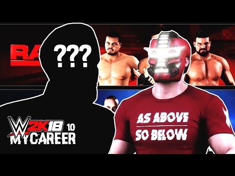 WWE 2K18 My Career Mode Ep 10 - Superstar Shake Up! New Partner! WHO?