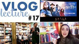 TROIS SEMAINES DE VLOG... VLOG LECTURE #17 | Myriam 📖 Un Jour. Un Livre.