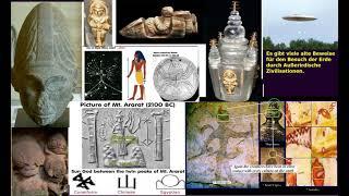 Древнее нашествие инопланетян Богов. НЛО и Иисус Христос. Крылатый диск внеземной цивилизации