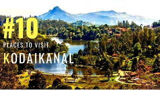 Places to Visit in Kodaikanal | Best Tourist Places in Kodaikanal | Tourism | #015