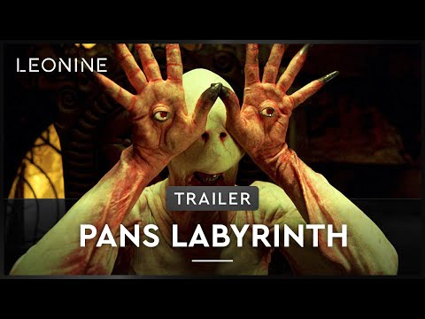 Pans Labyrinth - Trailer (deutsch/german)