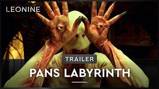 Pans Labyrinth - Trailer (deutsch/german)
