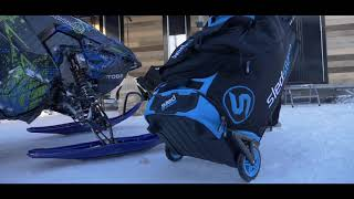 Sledstore Wheely Gearbag - Lifestyle