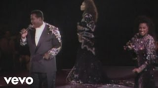 Luther Vandross - Searching - Wembley Stadium 1989