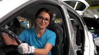 2020 Hyundai İ10 Production in Kocaeli, İzmit, Türkiye