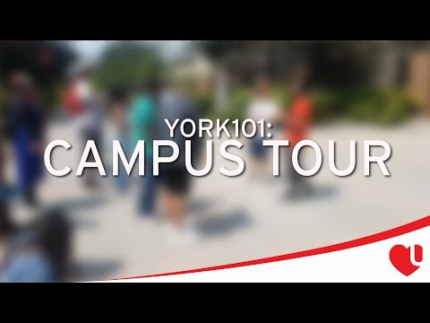 York 101: Campus Tour