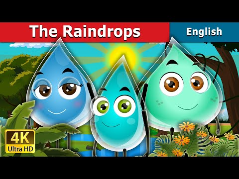 The Raindrops Story In English   Stories For Teenagers   English Fairy Tales