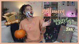 Η αδερφή μου έφτιαξε Halloween MYSTERY BOX   katerinaop22