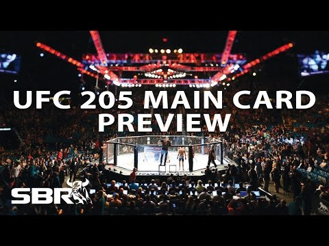 UFC 205 Picks: Main Card Betting Preview