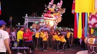Múa Rồng Nhang Phun Lửa To Khổng Lồ tại Tòa Thánh Tây Ninh 2019