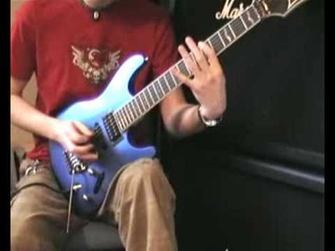 Metal Guitar Part 1 - Extreme Metal Playing Styles