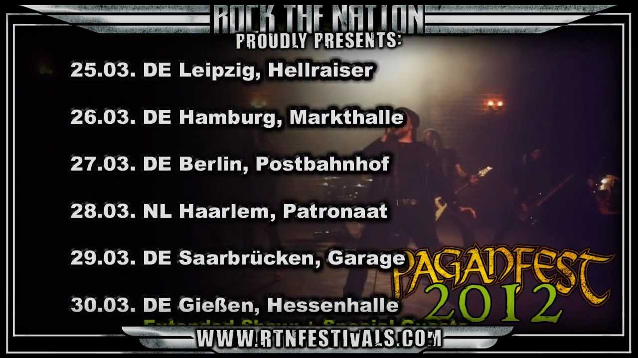 Paganfest 2012 - All Metal Festivals