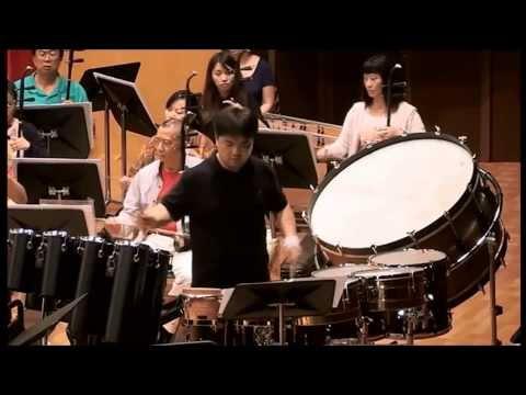 Li Biao Concert publicity ad